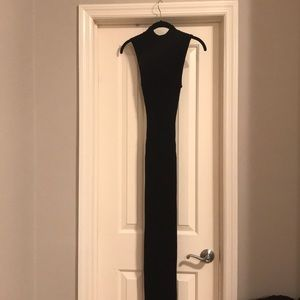 Misguided Black Maxi